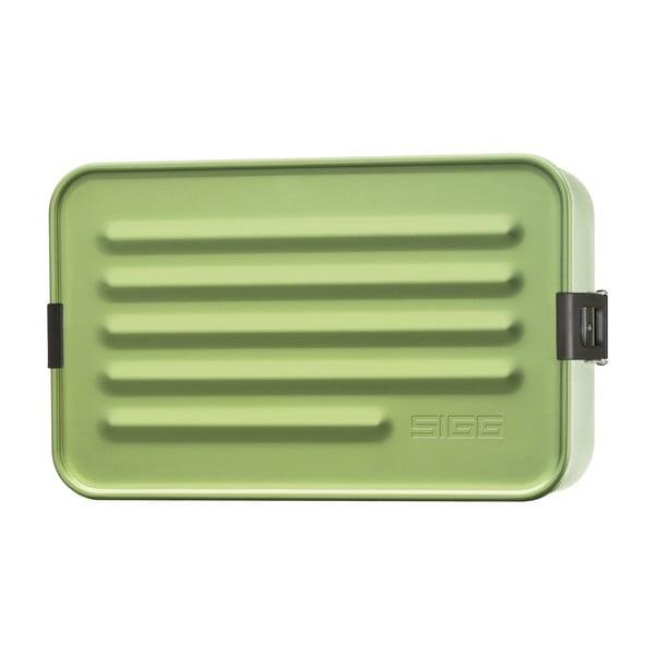 Svačinový box Sigg Maxi, green