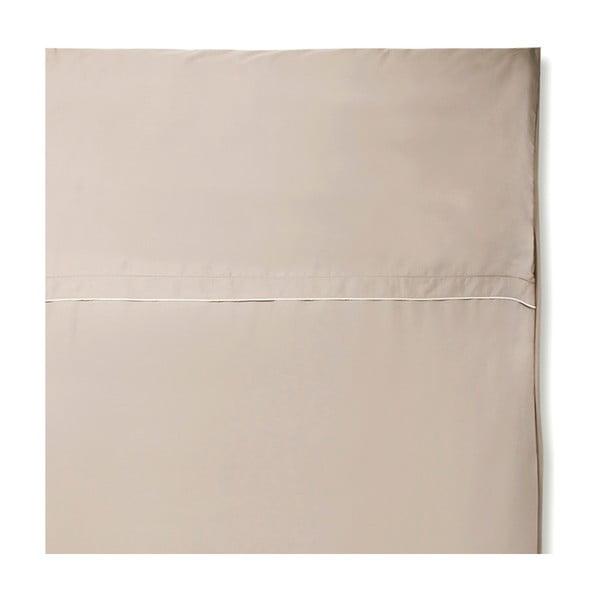 Béžový povlak na peřinu Casa Di Bassi Basic, 140x200 cm