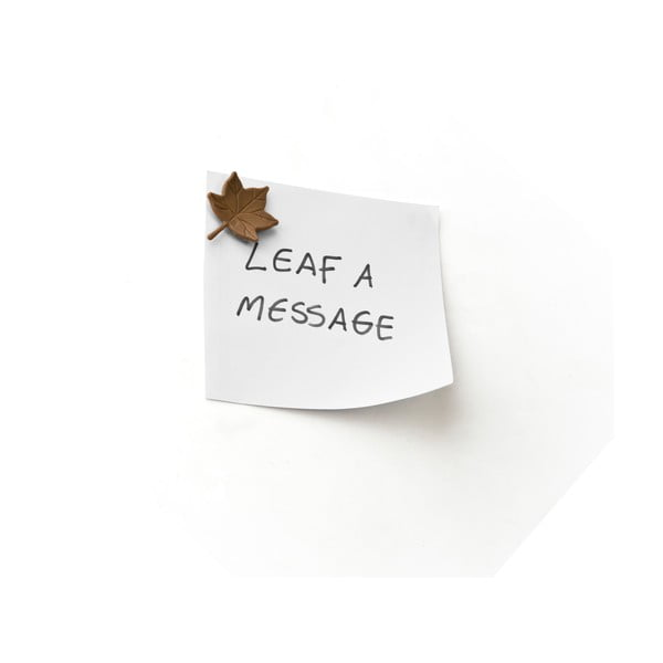Magnety QUALY Leaf a Message