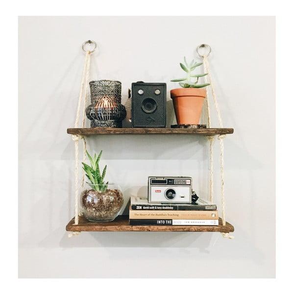 Półka drewniana Stringy