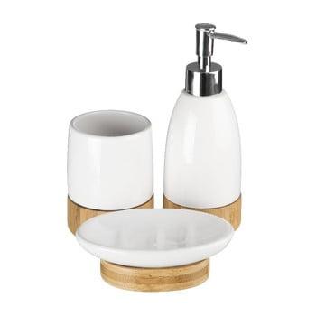 Set accesorii pentru baie Premier Housewares Earth de la Premier Housewares