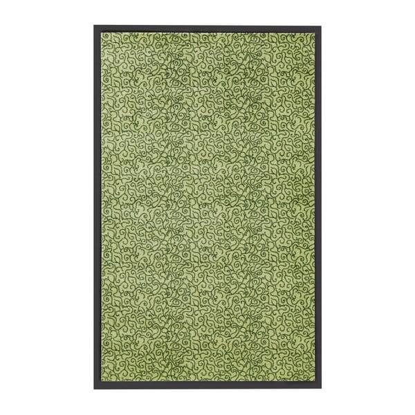 Zelená rohožka Zala Living Smart, 180×58cm