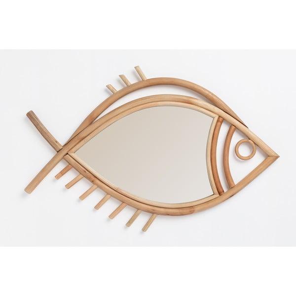 Nástěnné zrcadlo DOIY Tan Tan, 62 x 38 cm