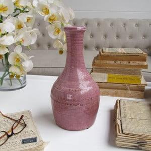 Váza Napoli Pink, 16x29 cm