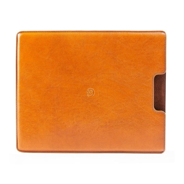 Danny P. kožený obal na iPad Cognac