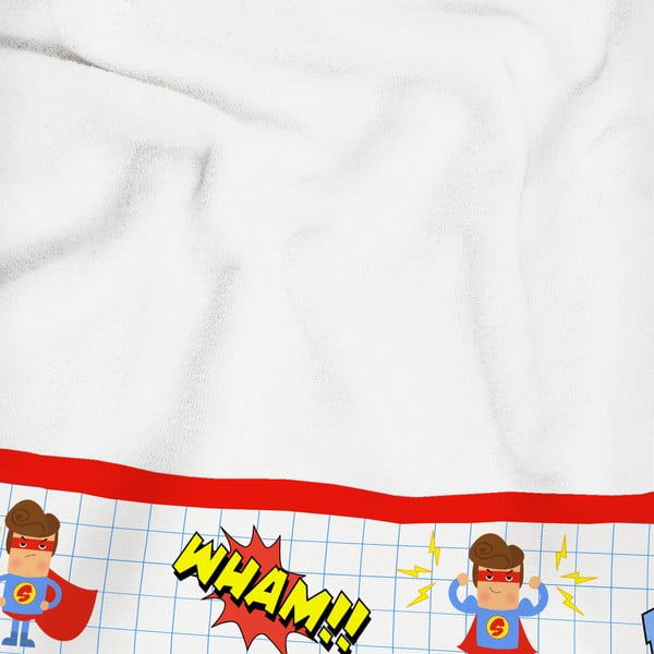 Sada ručníku a osušky Baleno Super Hero