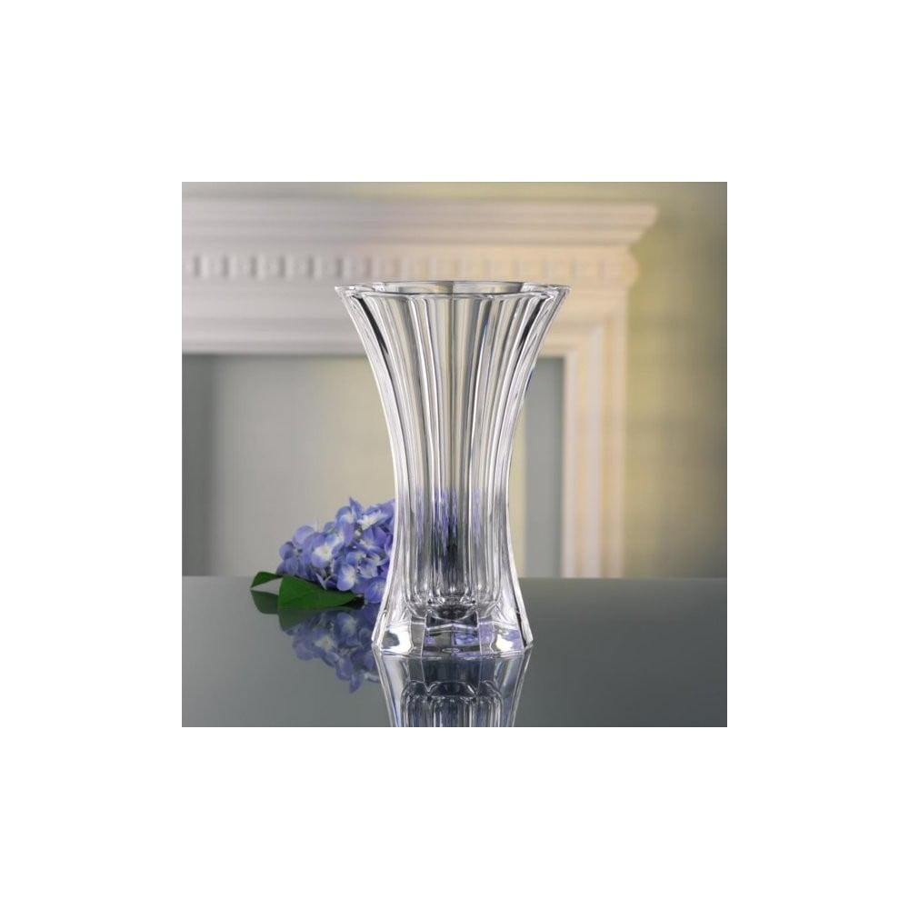 Váza z křišťálového skla Nachtmann Saphir, výška30 cm Nachtmann