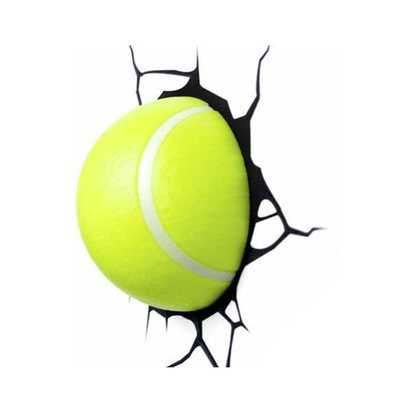 Nástěnné světlo s nálepkou Tnet Tennis Balls