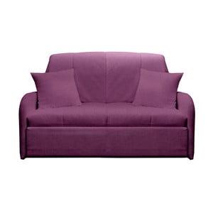 Canapea extensibilă cu 2 locuri 13Casa Paul, mov
