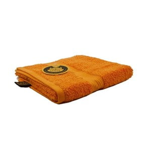 Ručník New York Uni Orange, 70x140 cm
