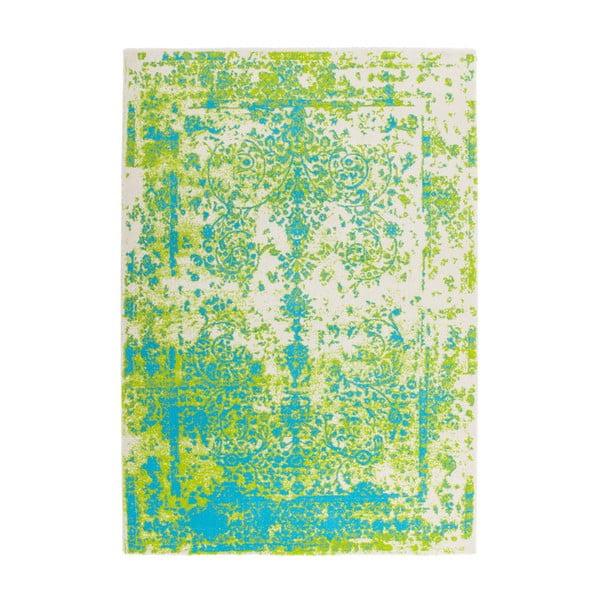Koberec Ethno Green, 80x150 cm