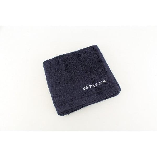 Ručník US Polo Hand Towel Dark Blue, 50x90 cm