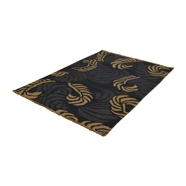 Vlněný koberec Kilim no. 30, 140x200 cm