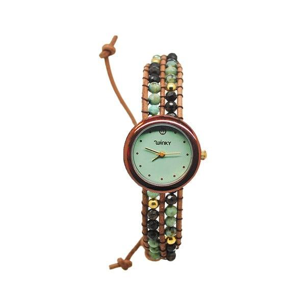 Korálkové hodinky Classic, Caribbean Seabreeze