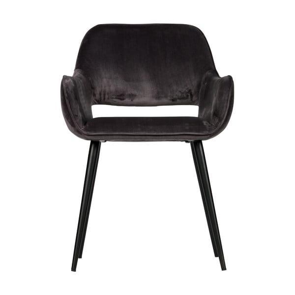Jelle szürke székkészlet, 2 részes - WOOOD