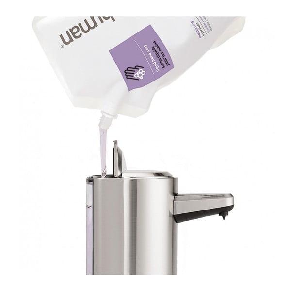 Bezdotykový dávkovač mýdla simplehuman Gessi