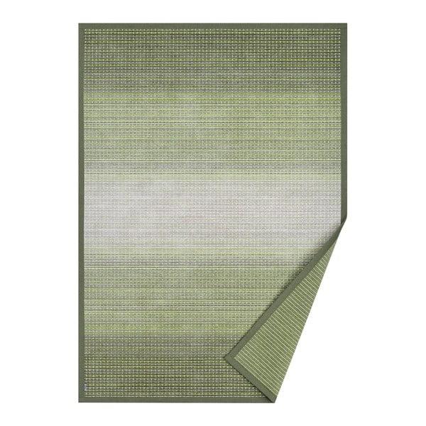 Covor reversibil Narma Moka Olive, 160 x 230 cm, verde
