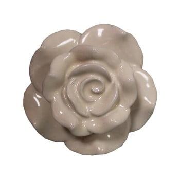 Mâner decorativ din ceramică Antic Line Belarosa, bej