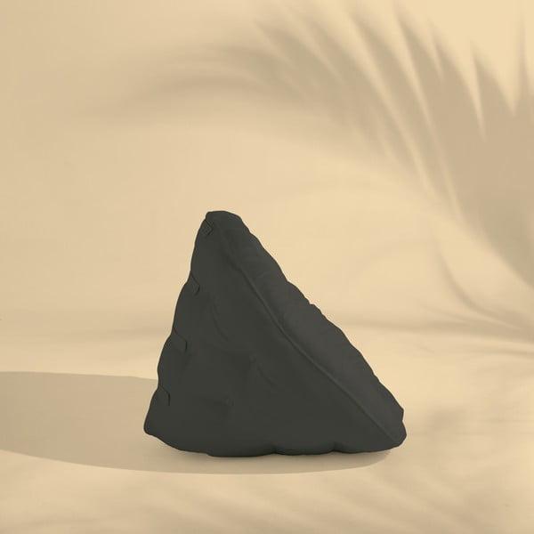Fotoliu extensibil potrivit pentru exterior Karup Design Design OUT™ Nido Dark Grey, gri închis