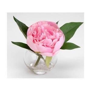 Umělá květina ve váze Peony