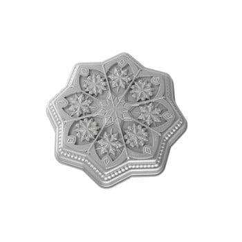Formă pentru prăjitură Nordic Ware Shortbread Snowflake, 1,4 l imagine