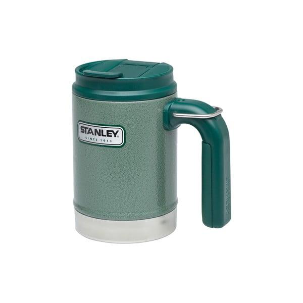 Zelený termohrnek Stanely Classic Outdoor,470ml