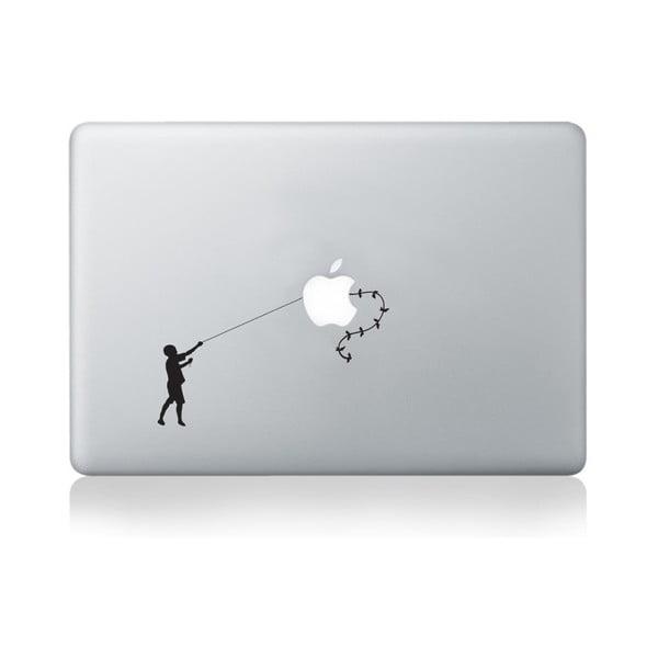 Samolepka na notebook Kiterunner by Banksy