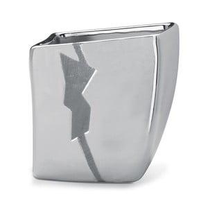 Držák Silver Glass, 9x10x6,5 cm