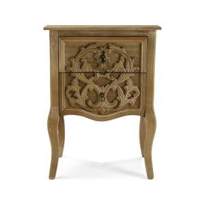 Noční stolek Versa Athena, 66 x 48 cm