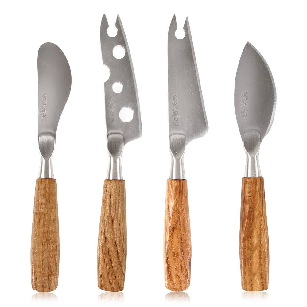 Sada 4 nožů na sýr Boska Cheese Knife Set Mini Oslo
