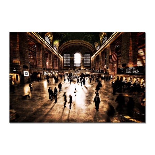 Obraz Styler Grand Central, 120x80 cm