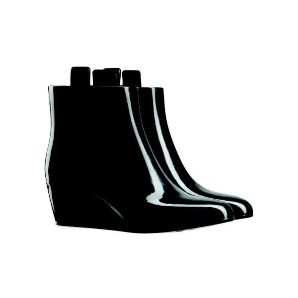 Kotníčkové boty Sofia Black, vel. 38