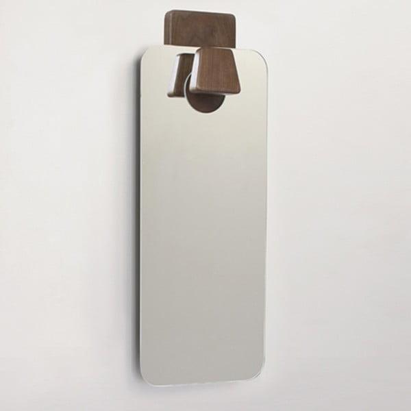 Zrcadlo Patère, 67x25 cm