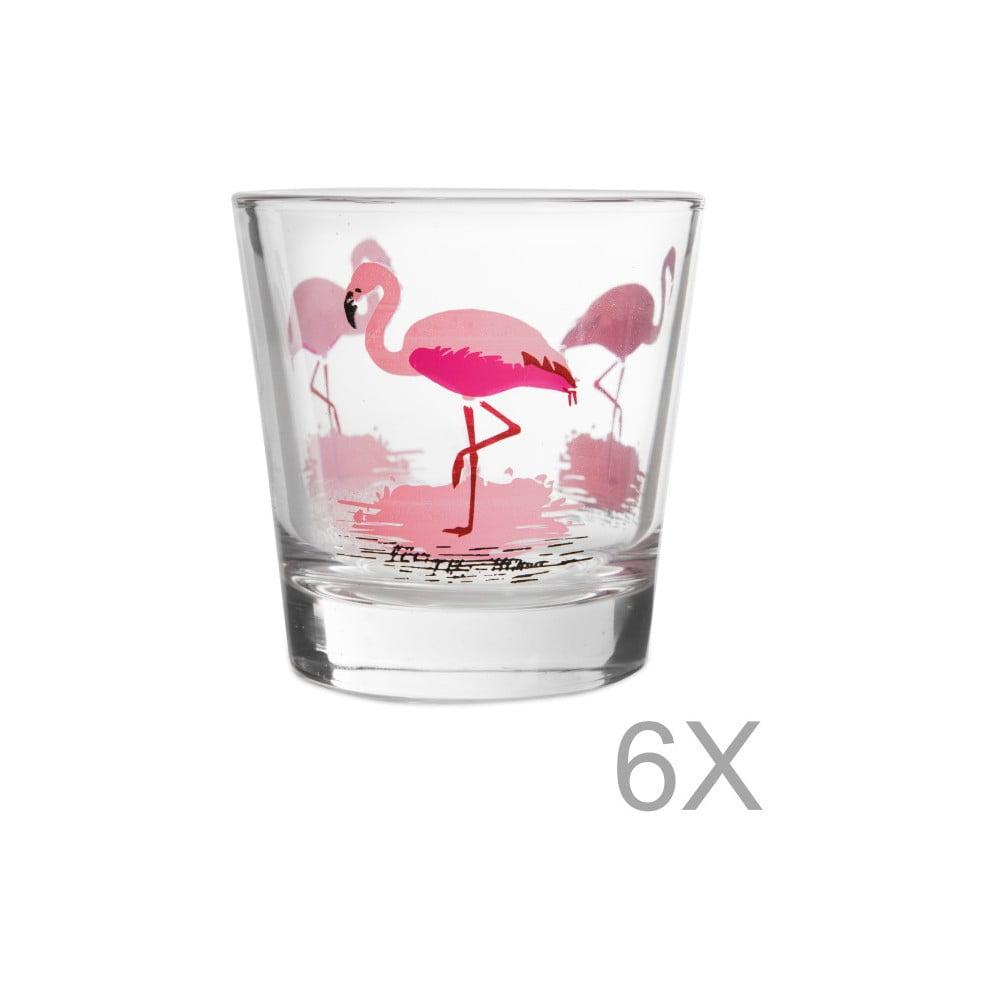 Sada 6 sklenic Mezzo Parajo Malo, 70 ml