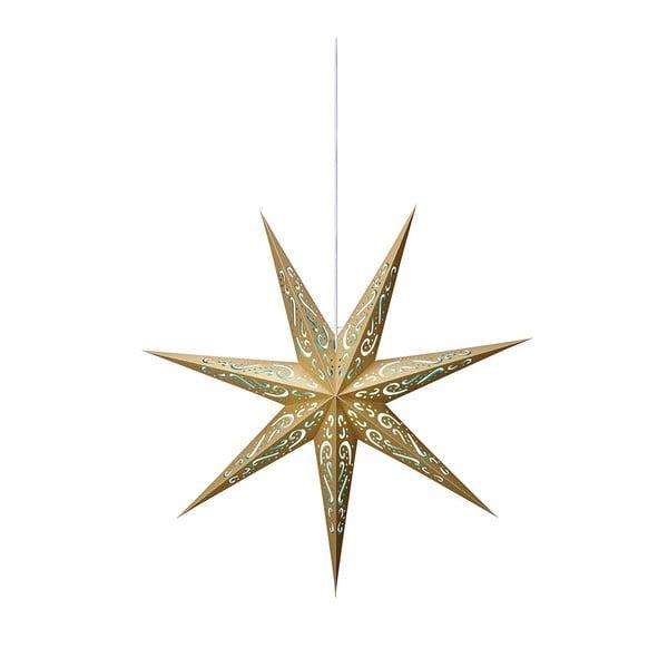 Elin Blue aranyszínű, függő dekorációs világítás, ø 75 cm - Markslöjd
