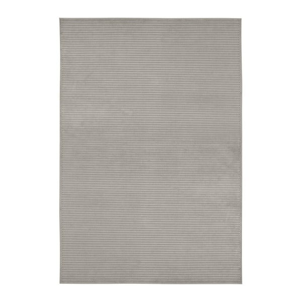 Šedý koberec Mint Rugs Shine, 200 x 300 cm