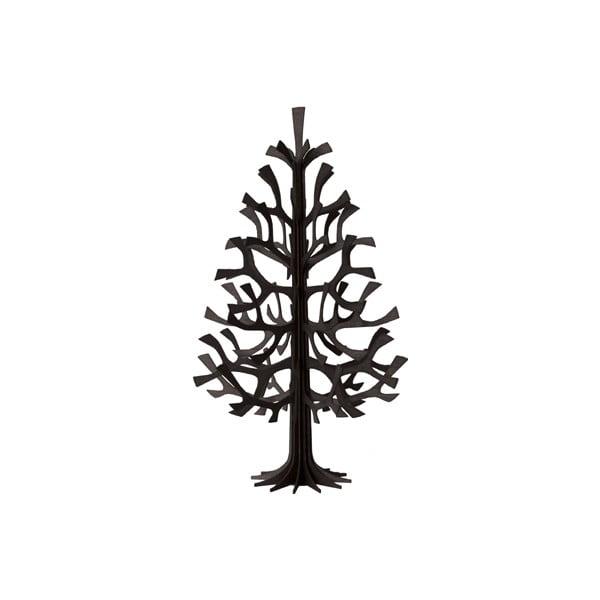 Skládací dekorace Lovi Spruce Black, 30 cm