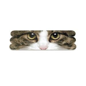 Sada 3 pilníků na nehty Tabby Cat