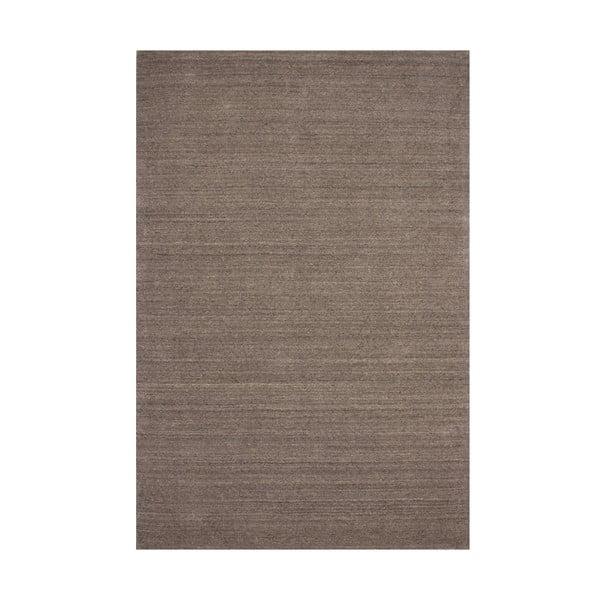 Vlněný koberec Millennium 628 Brown, 60x110 cm