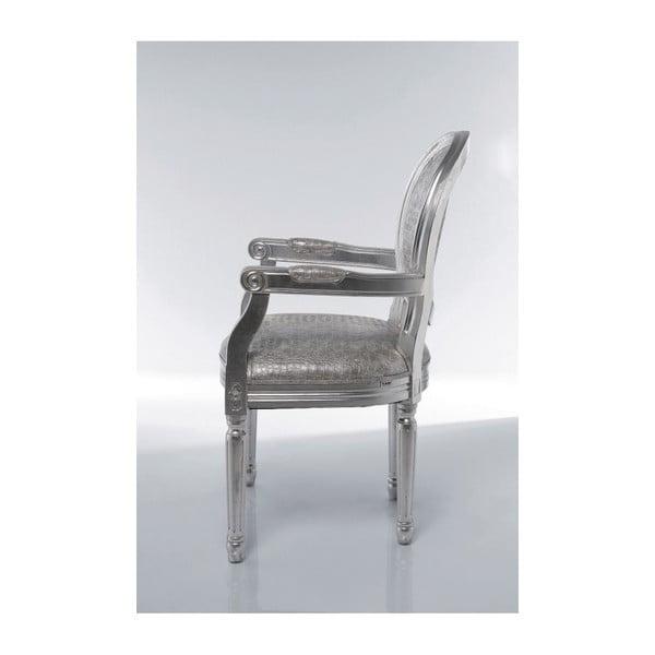 Jídelní židle s dřevěnými nožičkami Kare Design Louis