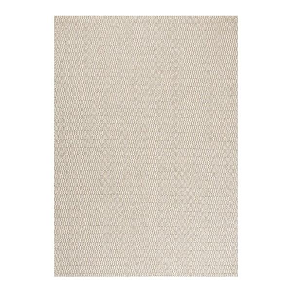 Vlněný koberec Charles Beige, 200x300 cm