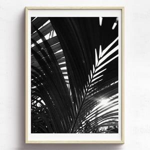 Obraz v dřevěném rámu HF Living Jobabo, 50 x 70 cm