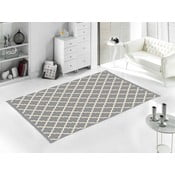 Šedý koberec Home De Bleu Madalyon, 80x150cm