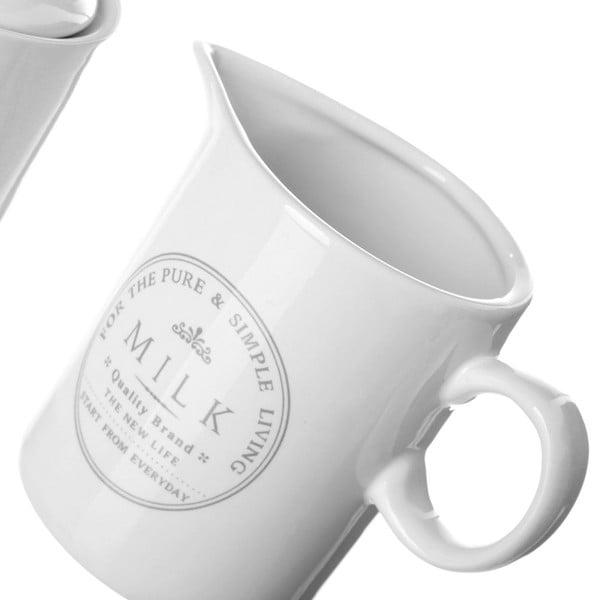 Set zaharniță și recipient pentru lapte Unimasa Pure Living