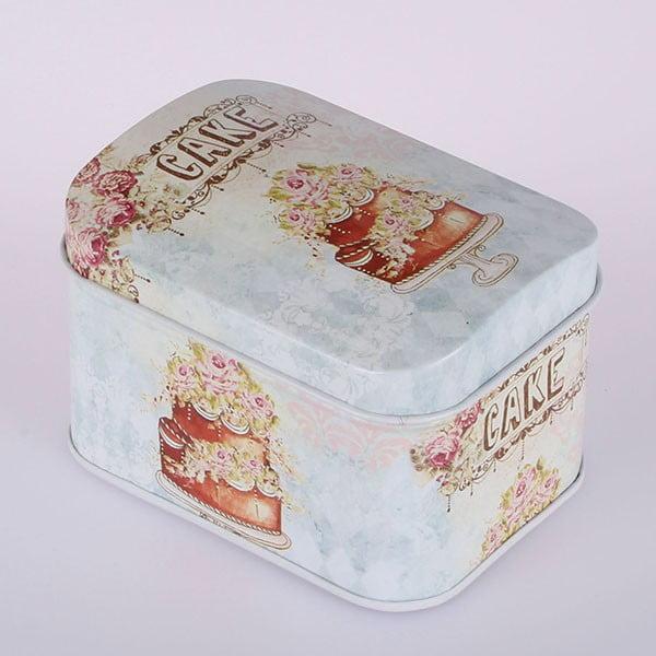 Plechová dóza Romantic Cake