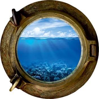 Autocolant de perete Ocean Light 33 x 33 cm