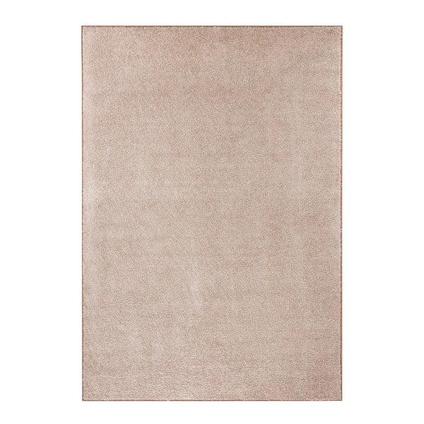 Krémový koberec Hanse Home Pure, 160 × 240 cm