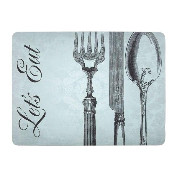Zestaw 4 mat kuchennych Premier Housewares Let's Eat