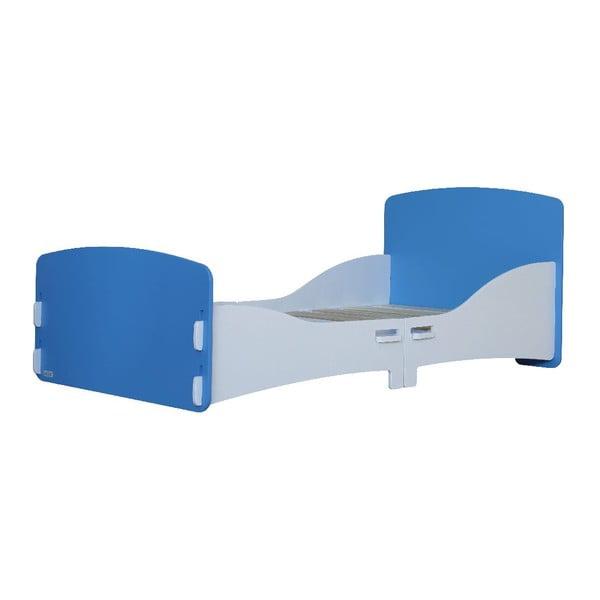 Dětská postel Blue Junior, 140x70 cm