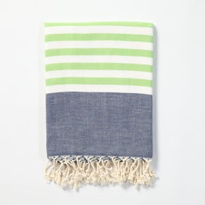 Hamam osuška z ručně tkané bavlny ZFK Turid, 170x100cm